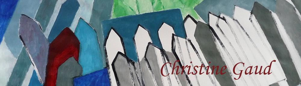 Christine Gaud, peintures et dessins